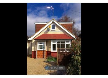 Thumbnail 2 bed bungalow to rent in St. Johns Road, Slough