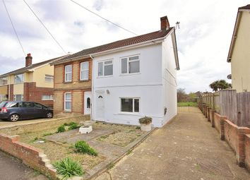 Thumbnail 3 bed semi-detached house to rent in Ebor Road, Parkstone, Poole