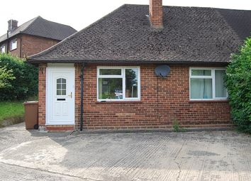 Thumbnail 2 bed semi-detached bungalow to rent in Hubbards Road, Chorleywood, Rickmansworth