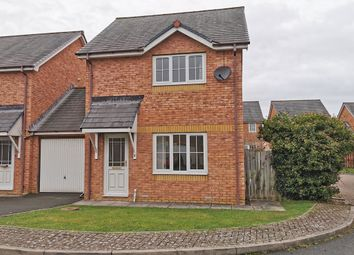 Thumbnail 2 bed semi-detached house for sale in Clos Non, Aberystwyth