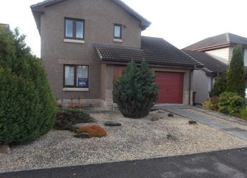 Thumbnail 3 bedroom detached house to rent in 17 Spey Road, Milne Croft, Fochabers