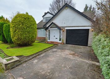 Thumbnail 3 bed detached bungalow for sale in Ferndale Avenue, Whitefield, Manchester