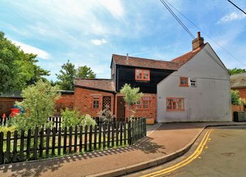 Thumbnail 2 bed cottage for sale in Queens Road, Wivenhoe, Colchester, Essex
