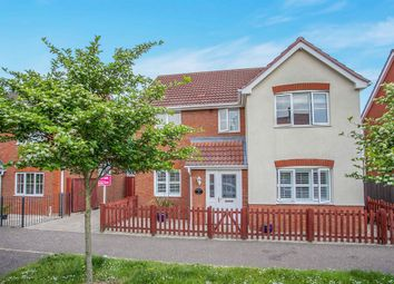 Thumbnail 4 bedroom detached house for sale in Maximus Drive, Colchester