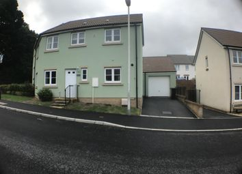 Thumbnail 3 bed semi-detached house for sale in 1 Poppy Close, Newton Abbot