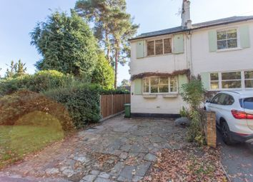 Thumbnail 3 bed cottage for sale in Watersplash Lane, Cheapside Village, Ascot, Berkshire