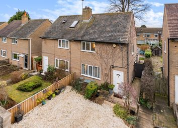 Thumbnail 2 bed semi-detached house for sale in Clifford Moor Road, Boston Spa, Wetherby