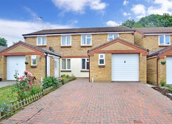Thumbnail 3 bed semi-detached house for sale in Swan Close, Southwater, Horsham, West Sussex
