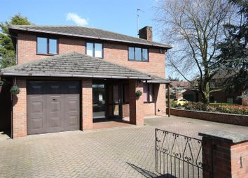Thumbnail 4 bed detached house for sale in Gillitts Road, Wellingborough