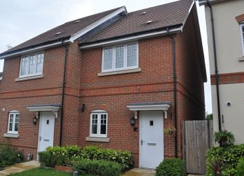 Thumbnail 2 bed semi-detached house to rent in Blenheim Place, Camberley