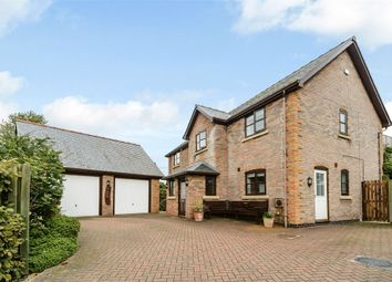 Thumbnail 4 bed detached house for sale in Pen-Y-Bont, Pen-Y-Bont, Oswestry, Shropshire