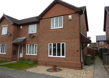 Thumbnail 2 bed end terrace house to rent in St. Catherines Court, Grimsby