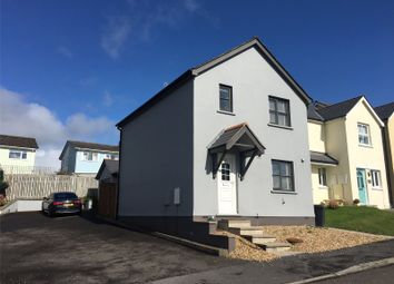 Thumbnail 3 bed detached house for sale in Gorse Hill, Saundersfoot, Pembrokeshire