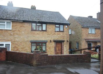 Thumbnail 3 bed semi-detached house for sale in Tower Rise, Tividale, Oldbury