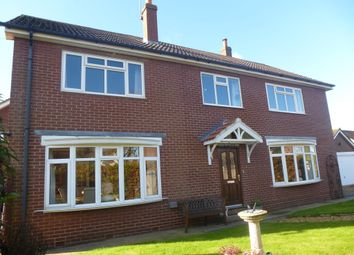 Thumbnail 4 bedroom detached house for sale in Pitt Lane, Gringley-On-The-Hill, Doncaster