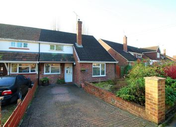 Thumbnail 3 bed semi-detached house for sale in Caves Farm Close, Sandhurst