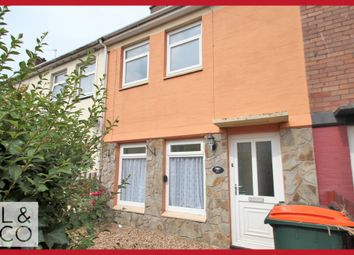 Thumbnail 2 bed terraced house to rent in Hampden Road, Newport
