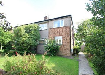 Thumbnail 2 bedroom maisonette for sale in Kenilworth Road, Petts Wood, Orpington, Kent