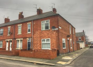 Thumbnail 2 bed flat for sale in Plessey Road, Blyth