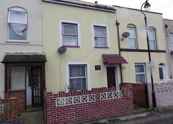 Thumbnail 3 bedroom terraced house to rent in Peacock Street, Gravesend
