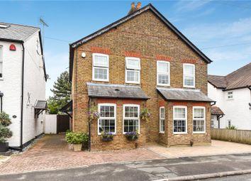 Thumbnail 3 bed semi-detached house for sale in Milner Road, Burnham, Buckinghamshire