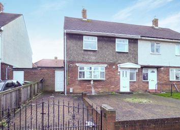 Thumbnail 3 bed semi-detached house for sale in Swindon Square, Sunderland
