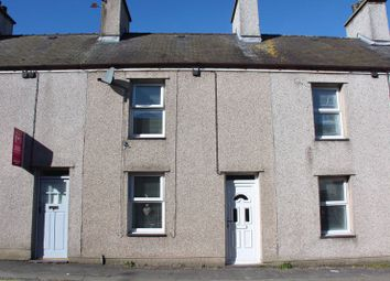 Thumbnail 2 bed terraced house for sale in London Road, Bodedern, Holyhead