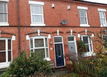 Thumbnail 2 bed terraced house to rent in Chandos Avenue, Moseley, Birmingham