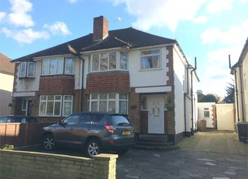 Thumbnail 4 bed semi-detached house for sale in Worcester Park Road, Worcester Park