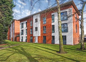 Thumbnail 2 bed flat for sale in Donington Grove, Wolverhampton