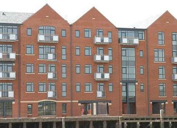 Thumbnail 2 bedroom flat to rent in Trinity Wharf, High Street, Hull