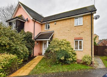Thumbnail 2 bed semi-detached house for sale in Flitch Lane, Dunmow