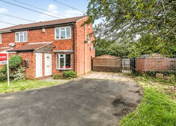 2 bed end terrace house for sale in Nailers Close, Bartley Green, Birmingham B32