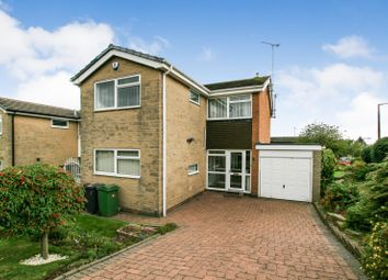 Thumbnail 4 bed detached house for sale in Chaddesden Close, Dronfield Woodhouse, Derbyshire