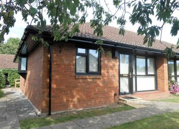 Thumbnail 2 bed semi-detached bungalow for sale in Burrows Court, Hereford, Herefordshire
