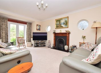 Thumbnail 4 bed detached house for sale in Leatherhead Road, Ashtead, Surrey