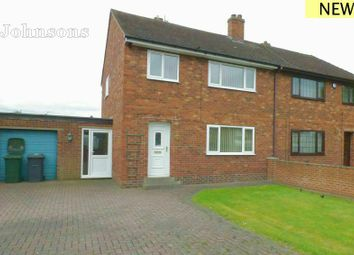 Thumbnail 3 bed semi-detached house for sale in Alexandra Street, Thorne, Doncaster.