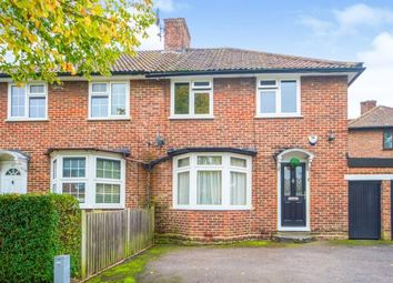 Thumbnail 3 bed semi-detached house for sale in Chingford, Waltham Forest, London