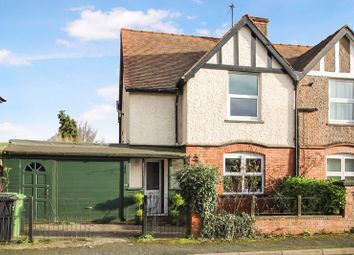 Thumbnail 2 bed semi-detached house for sale in Mostyn Street, Hereford