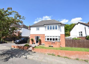 Thumbnail 4 bed detached house for sale in Cutenhoe Road, Luton