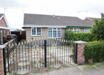 Thumbnail 2 bed semi-detached bungalow to rent in Fenpark Road, Fenton, Stoke-On-Trent