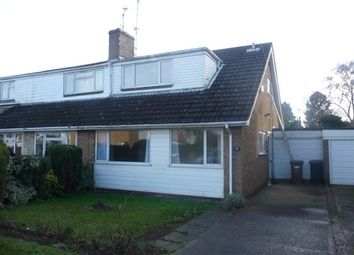 Thumbnail 2 bed property to rent in Glebelands, Spratton, Northampton