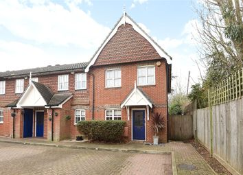 Thumbnail 3 bed end terrace house for sale in Royal Close, Locksbottom, Kent