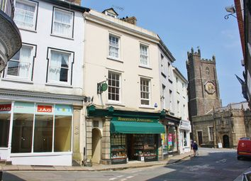 Thumbnail 1 bed flat to rent in Church Street, Launceston