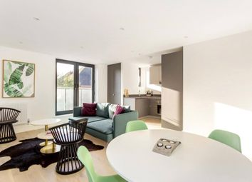Thumbnail 1 bed flat for sale in Osborne Road, Egham, Surrey