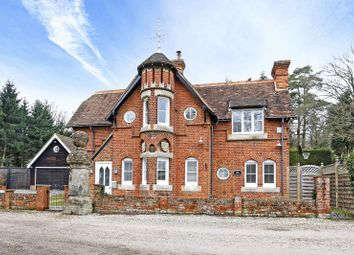 Thumbnail 5 bed detached house for sale in Harleyford Lane, Marlow
