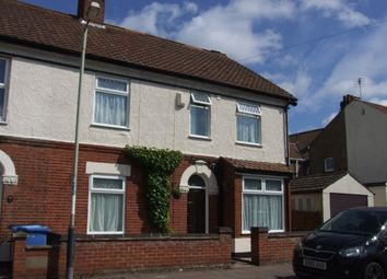 Thumbnail 3 bed semi-detached house for sale in Wolfe Road, Norwich