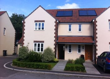 Thumbnail 3 bed semi-detached house to rent in The Levels, Glastonbury