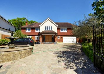 Thumbnail 6 bed detached house to rent in Coombe Park, Coombe