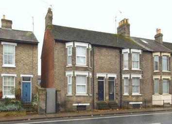 Thumbnail 3 bed end terrace house for sale in Out Risbygate, Bury St. Edmunds